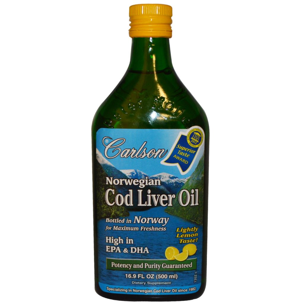 Nordic naturals arctic d cod liver oil vs carlson labs for Carlson norwegian fish oil