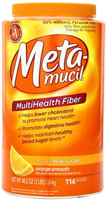 metamucil vs benefiber weight loss