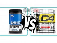 O.N. Amino Energy vs. Cellucor C4