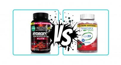 Hydroxycut vs. Slimquick