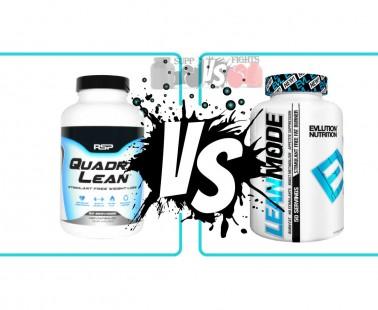 QuadraLean vs. LeanMode