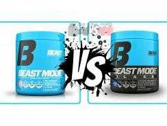 Beast Mode vs. Beast Mode Black