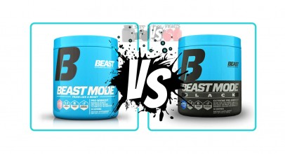 Beast Mode vs. Beast Mode Black