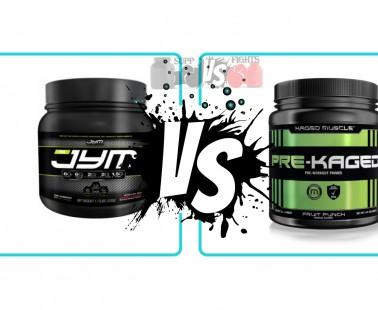 Pre Jym vs Pre Kaged