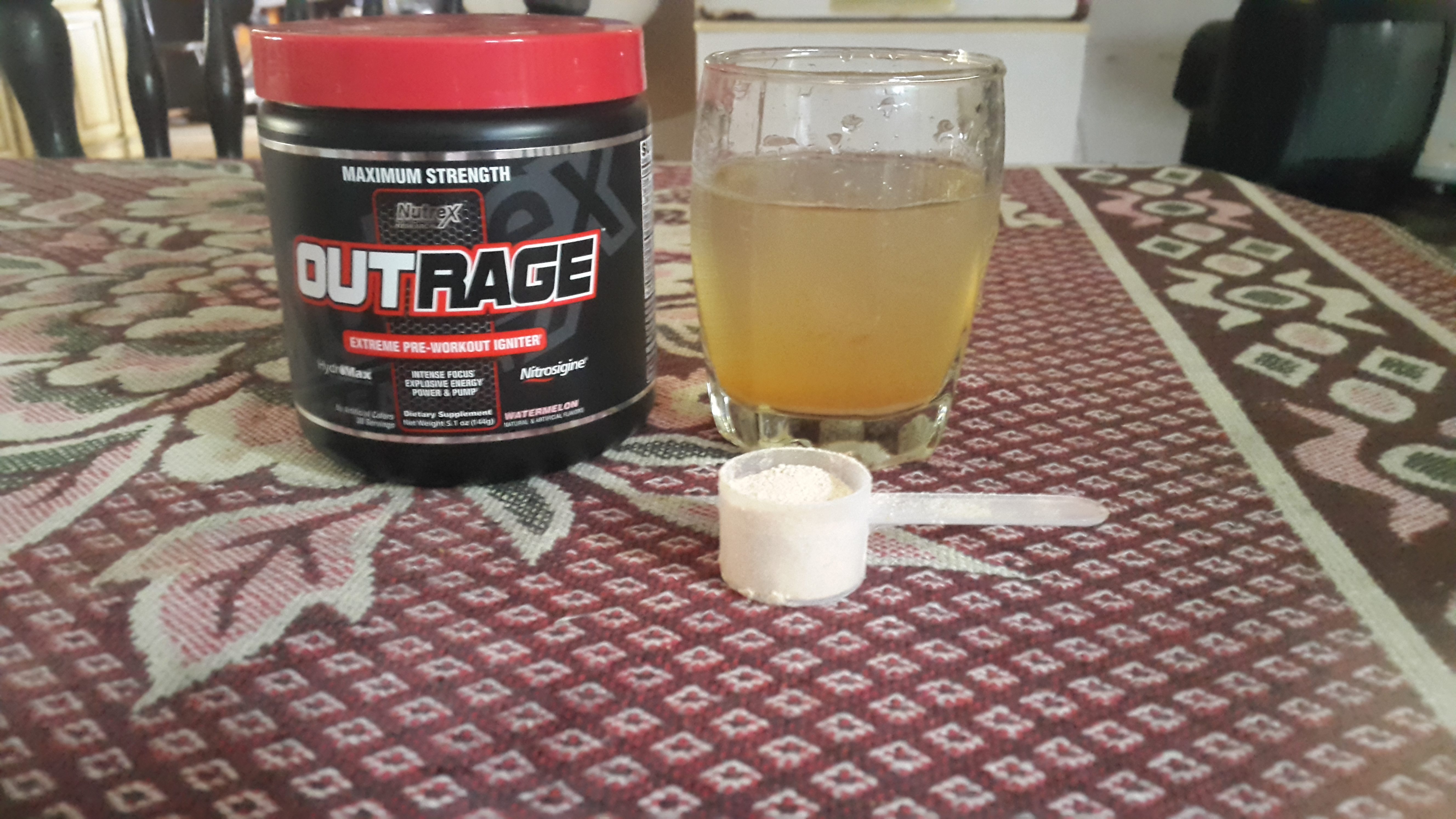 Outrage by Nutrex Research - Lowest Prices Available ...
