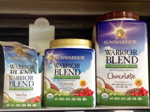 sunwarrior warrior blend protein review supplement reviews