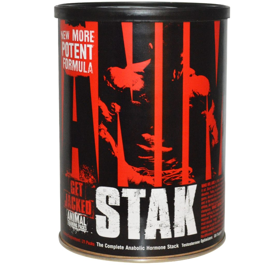 Animal pak m stak review
