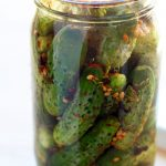 Pickles probiotic with lactobacillus gasseri