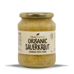 Sauerkraut probiotic with lactobacillus gasseri