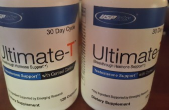Ultimate T USP LABS Review