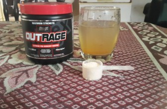 Nutrex Outrage Review
