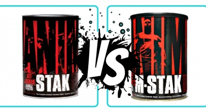 Animal Stak vs M Stak