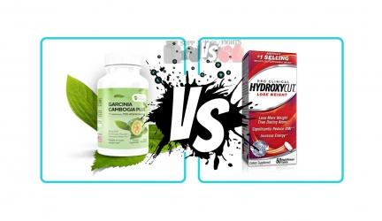 Garcinia Cambogia vs. Hydroxycut