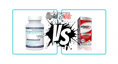 Lipozene vs Hydroxycut
