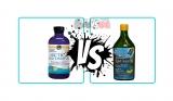 Nordic Naturals Arctic-D Cod Liver Oil vs. Carlson Labs Cod Liver Oil
