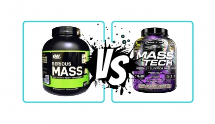 Serious Mass vs MassTech