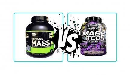 Serious Mass vs MassTech