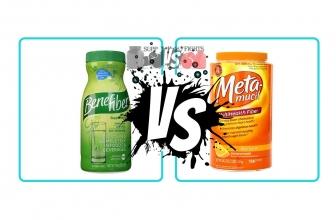 Benefiber vs Metamucil