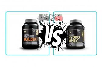 Hydrobuilder vs HydroWhey