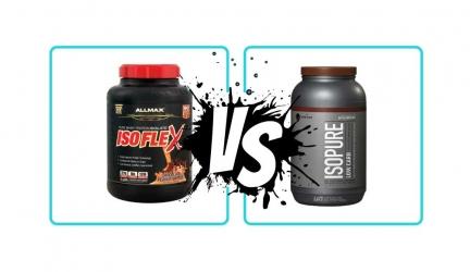 Isoflex vs Isopure