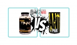 Orange Triad vs Animal Pak