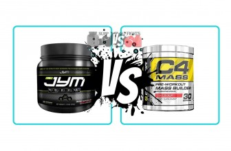 Pre Jym vs. Cellucor C4