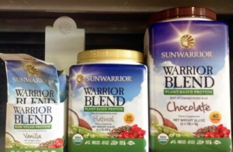 Sunwarrior Warrior Blend Protein Review
