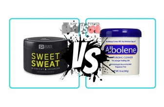 Sweet Sweat vs. Albolene