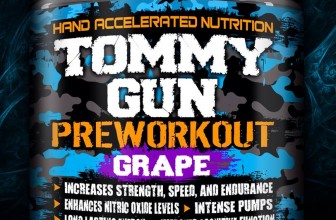 Tommy Gun pre workout Review by Hand Accelerated Nutrition
